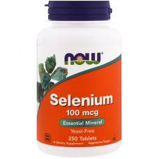 Селен, 100 мкг, 250 таблеток