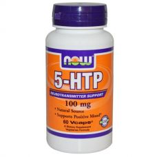 5-HTP, 100 мг, 60 капсул