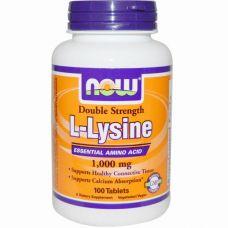 Лизин, 1000 мг, 100 таблеток
