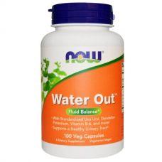 Травяное мочегонное средство Water Out, 100 капсул