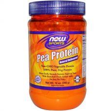 Гороховый протеин, без вкусовых добавок, 340 г