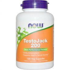 Репродуктивное здоровье мужчин TestoJack 200, 120 капсул