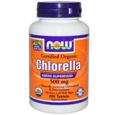 Хлорелла, 500 мг, 200 таблеток