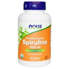 Спирулина, 1000 мг, 120 таблеток