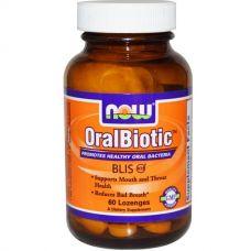 Пробиотики OralBiotic, 60 таблеток