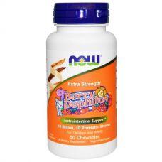 Пробиотики (дофилус), вкус ягод, 50 таблеток
