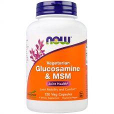 Глюкозамин и метилсульфонилметан, 120 капсул
