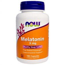Мелатонин, 3 мг, 180 капсул