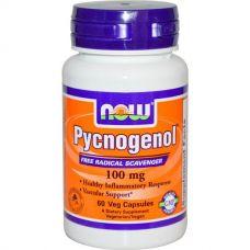 Пикногенол, 100 мг, 60 капсул