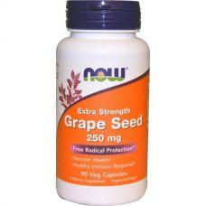 Виноградная косточка, 250 мг, 90 капсул