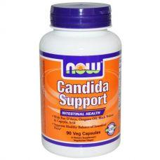 Средство от кандидоза, Candida Support, 90 капсул