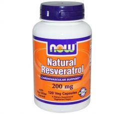 Ресвератрол, 200 мг, 120 капсул