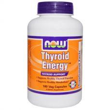 Энергия щитовидной железы, 180 капсул