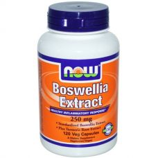 Экстракт босвеллии, 250 мг, 120 капсул