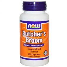 Иглица колючая, Butcher's Broom, 100 капсул