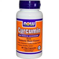 Куркумин, 60 капсул