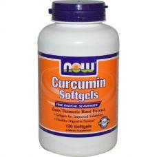 Куркумин, 120 капсул