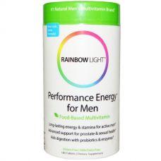 Витамины для мужчин Performance Energy, 180 таблеток
