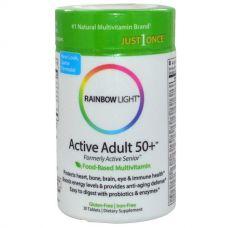 Мультивитамины 50+ Just Once, 30 таблеток
