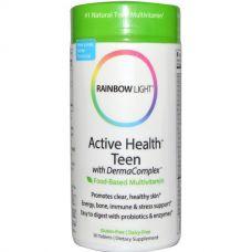 Витамины для подростков Active Health Teen, 90 таблеток