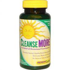 Средство от запора CleanseMore, 60 капсул