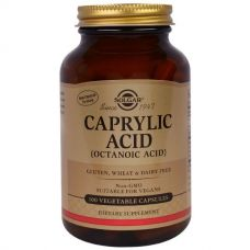 Каприловая кислота, 100 капсул