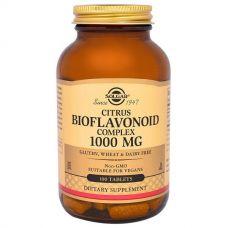 Комплекс биофлавоноидов цитрусовых, 1000 мг, 100 таблеток