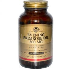 Масло вечерней примулы (Evening Primrose Oil), 180 капсул