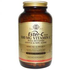 Эстер-C плюс 500мг, Витамин C, 250капсул