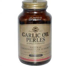 Чесночное масло Perles, (концентрат), 250 мягких капсул