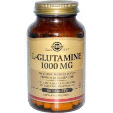 L-глютамин, 60 таблеток от Solgar