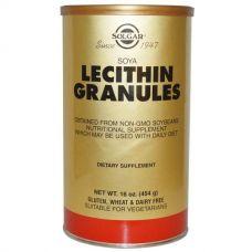 Лецитин в гранулах, 454 г