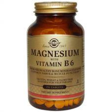 Витамин В6 и Магний, 250 таблеток