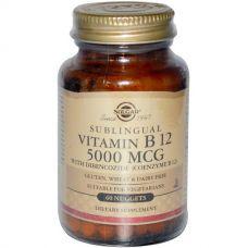 Витамин В12, 60 шт. от Solgar