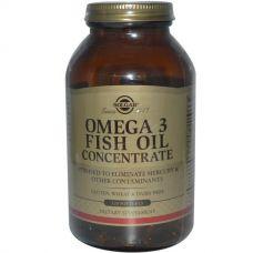 Рыбий жир в капсулах с Омега-3, 120 капсул