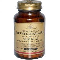 Сублингвальный Метилкобаламин 60 шт.