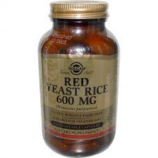 Красный дрожжевой рис, 120 капсул