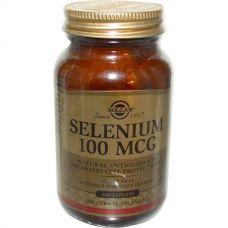 Селен, 100 мкг, 100 таблеток