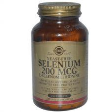 Селен, 200 мкг, 250 таблеток
