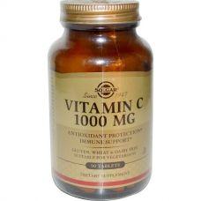 Витамин С, 1000 мг, 90 таблеток