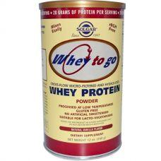 Протеин Whey To Go, ванильный вкус, 340 г
