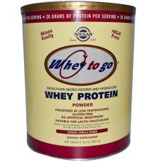 Протеин Whey To Go, вкус ванили, 907 г
