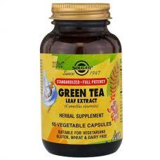Экстракт листа зеленого чая, 60 капсул