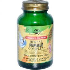 Травяной комплекс для женщин, 50 капсул
