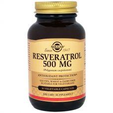 Ресвератрол, 500 мг, 30 капсул