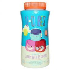 Детский мармелад D3 с кальцием U-Cubes, 120 конфет