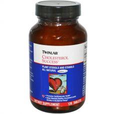 Cholesterol Success, Средство для контроля за уровнем холестерина, 120 таблеток