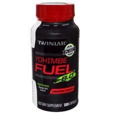 Йохимбе Yohimbe Fuel, 8.0., максимальная энергия, 100 капсул